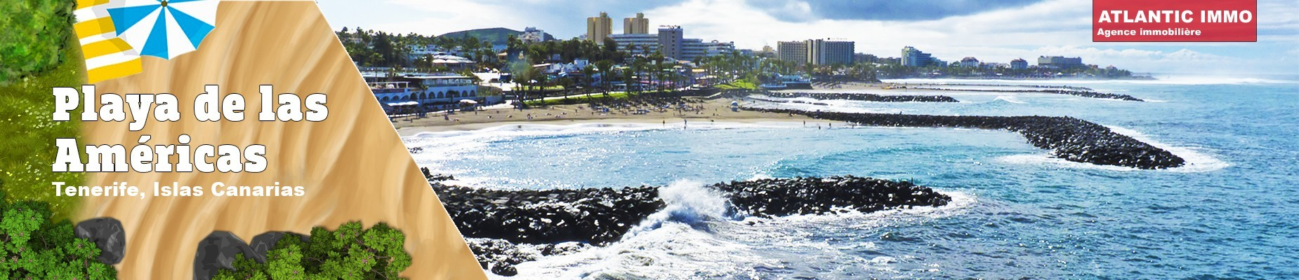 Atlantic Immo playa de las americas 2019