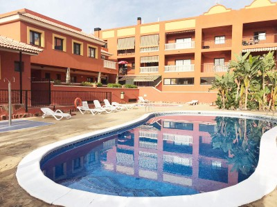 Grand appartement de 2 chambres à El Madroñal - Costa Adeje