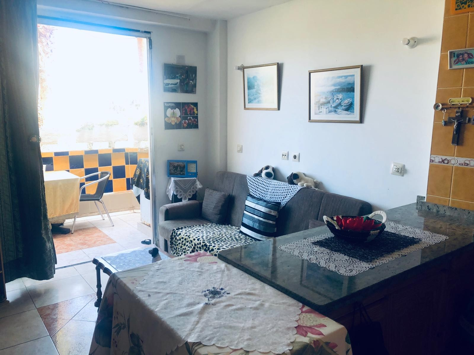 vente appartement 1 chambre playa las americas batiment playa honda atlantic immo 2