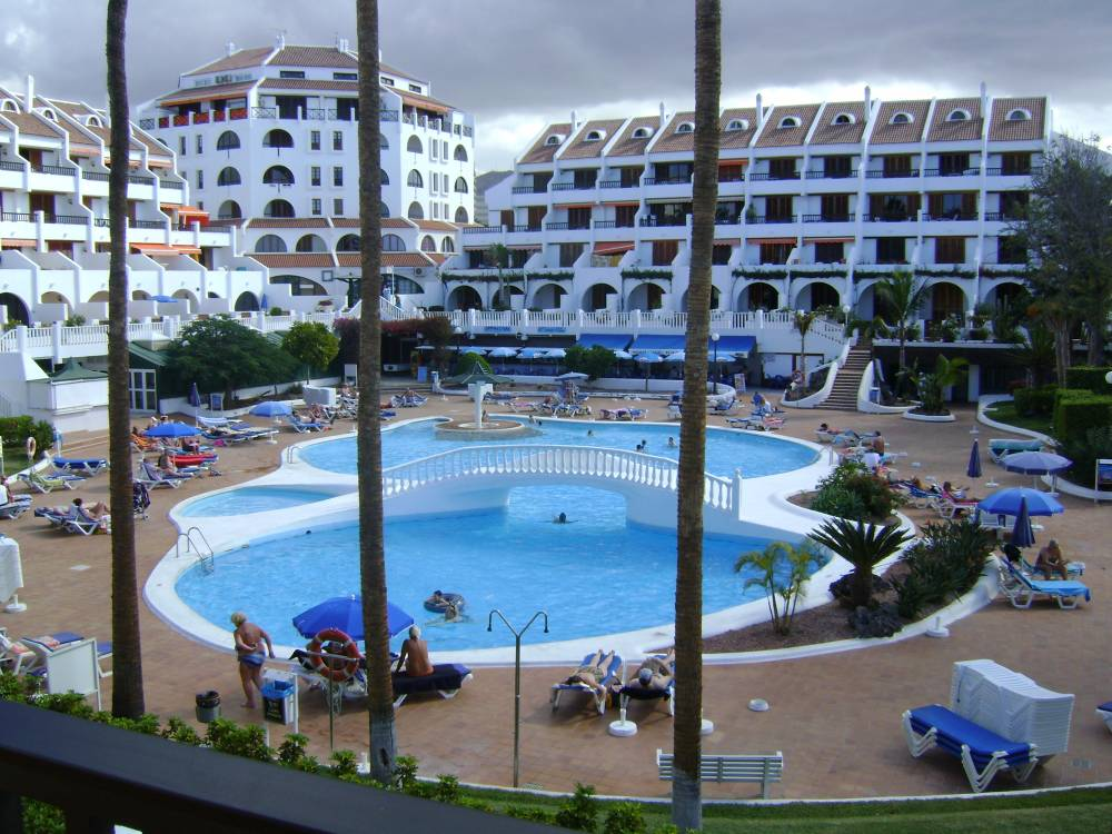 Appart duplex las americas immobilier tenerife vente for Appartement tenerife